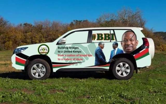 Mike sonko BBI