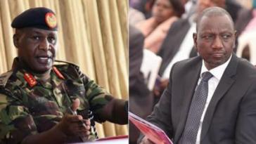 Deputy President William Ruto Must Apologize To The Kenya Defense Forces (Kdf)