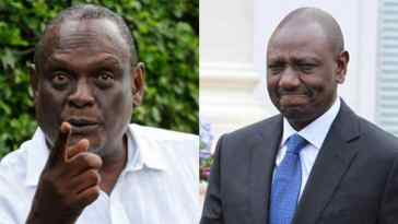 Murathe, Jubilee Party Nomination