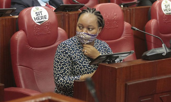 The Report On Impeachment Of Honorable Anne Waiguru, The Governor For Kirinyaga County