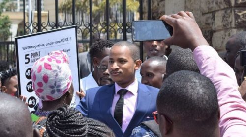 Babu Owino Calls for Countrywide Demonstrations
