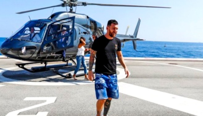 Lionel Messi's Net Worth, Salary and Endorsement
