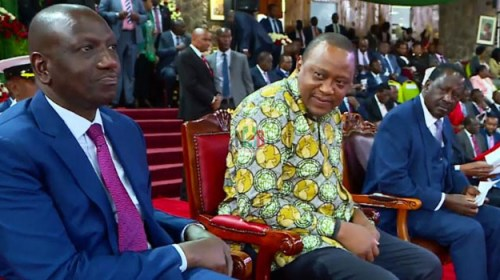 Crucial Details of Uhuru's Extension in Power