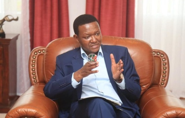 Governor Dr. Alfred Mutua: Biography, Family, Career, and More.