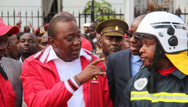 """""""This Person You Refer To As Super Governor, To Me That Is An Insult,"""" Said Uhuru, Alluding To Sonko's Recent Claim."""