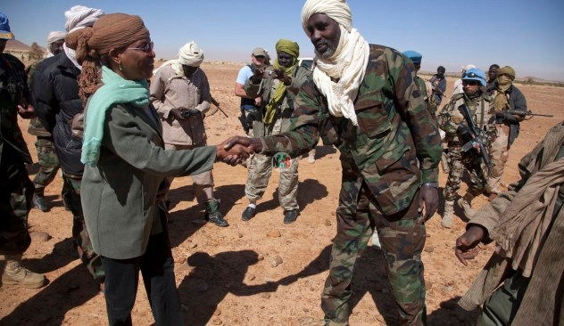 South Darfur Sees Sudan Deploy Troops