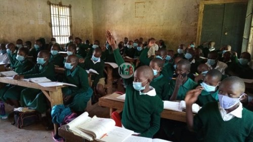 Resumption Of School Reported In Kisumu County
