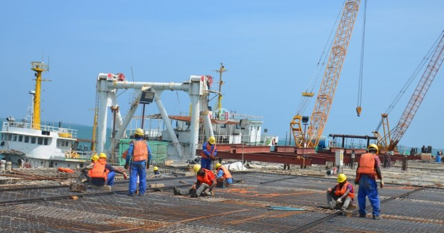 Biggest Port in East Africa is Almost Complete
