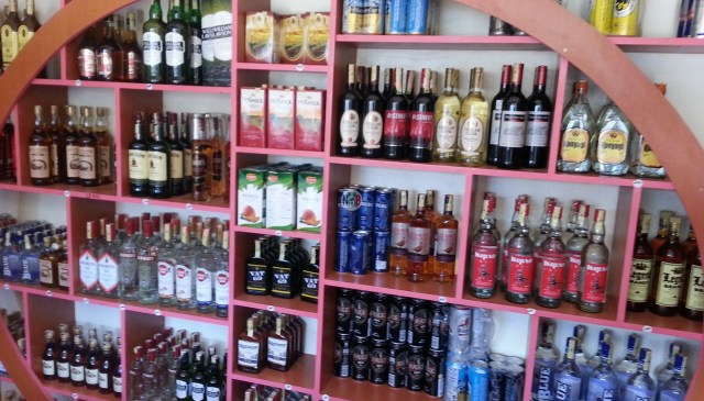 Wines And Spirits Business