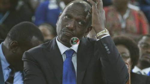 DP Ruto and Allies Now Risks Being Jailed, Banned From Holding Public Offices.
