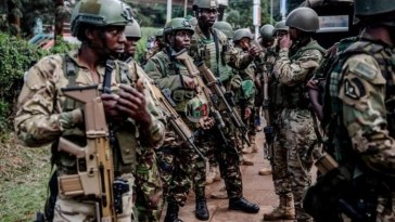 Recce Squad Units and Salary in Kenya