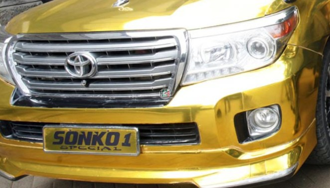 Personalized Number Plate in Kenya