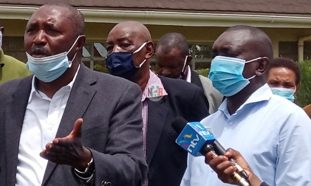 William Ruto's Allies Arrested