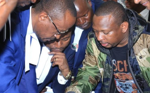 Sonko Lawyers Exchange Bitter Words With Prosecutors in Court Today