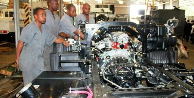 Technical and Vocational Education Training (TVET)