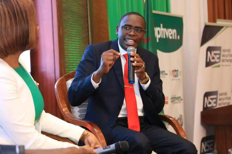 A Story of George Wachiuri, the CEO of Optiven Limited Investments