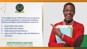 How To Apply for TVET HELB Loan