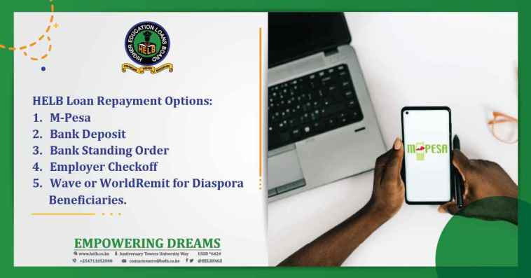 How to Check HELB Loan Balance and Repayment Status