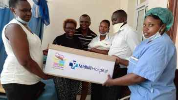 Midhill Hospital Maternity Charges, Contacts, Services