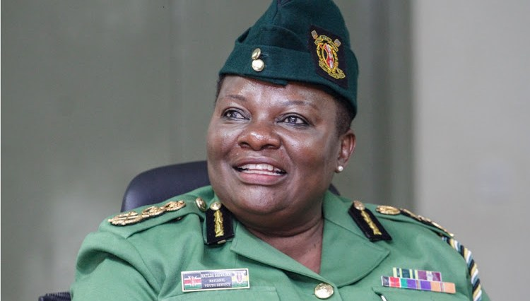 NYS Ranks and Salary Per Month In Kenyan Shillings