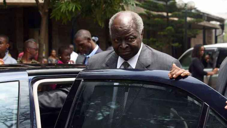 See Mwai Kibaki Monthly Salary After Retirement