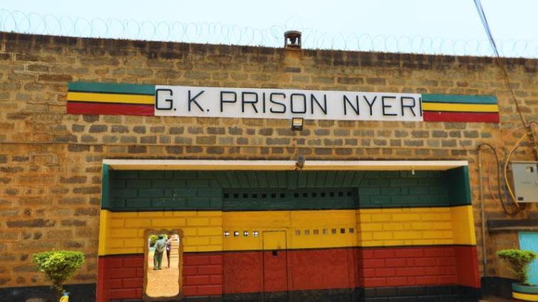 List of all prisons in Kenya, Location and There Classification