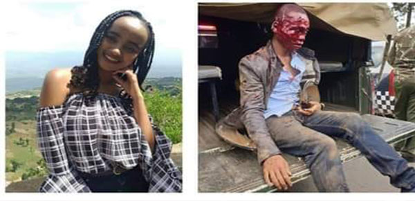 Shock as 6th Year Moi University Student Killed By 'Sponser ' For Infecting Him With HIV (Photos)