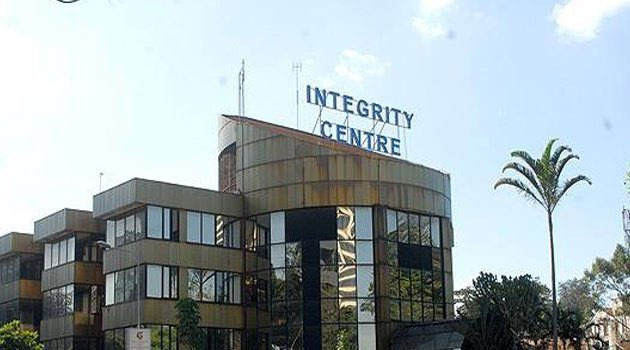 INTEGRITY CENTRE FILE