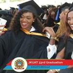 JKUAT graduation