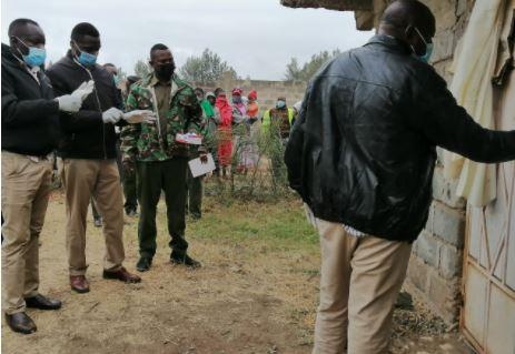 woman found murdered in Kitengela