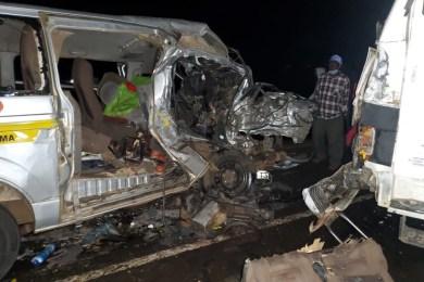 Nakuru road accident