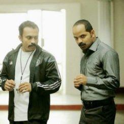 Soubin Shahir as PT maash in Premam