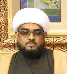الشيخ حسين البلادي