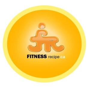 Fitness Recipe – logo design (Round #2)