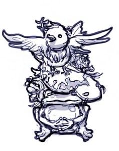 Animal Totem Sketch