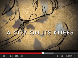 Illustrations: City on a Hill (coah) promo