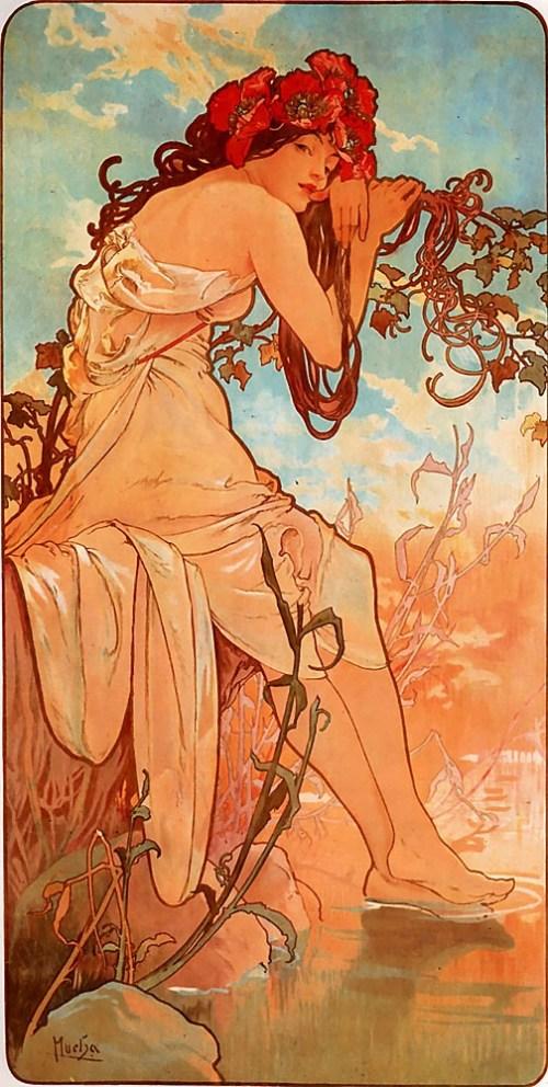 Alfons_Mucha_-_1896_-_Summer