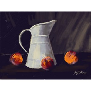Art Academy 3DS Still Life Painting