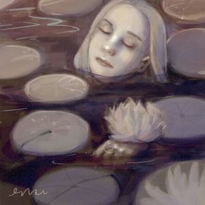 Painting: Lily