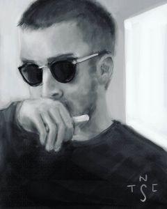 Simbi Portrait Painting