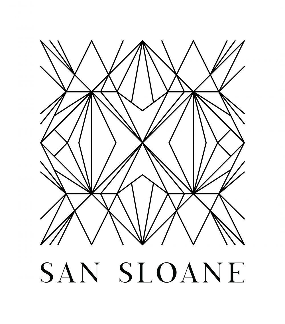 Logo Design (final) for SAN SLOANE