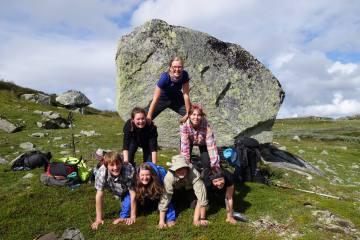 Wildnistour Hardangervidda 2014