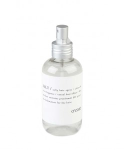 Oysho salty hair spray