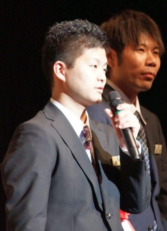 新入社員の斉藤さん