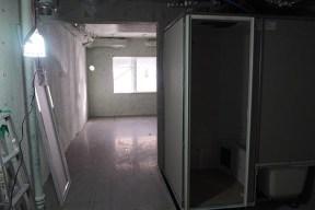 現場の様子(2階)