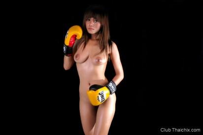 King 10 Oz gloves
