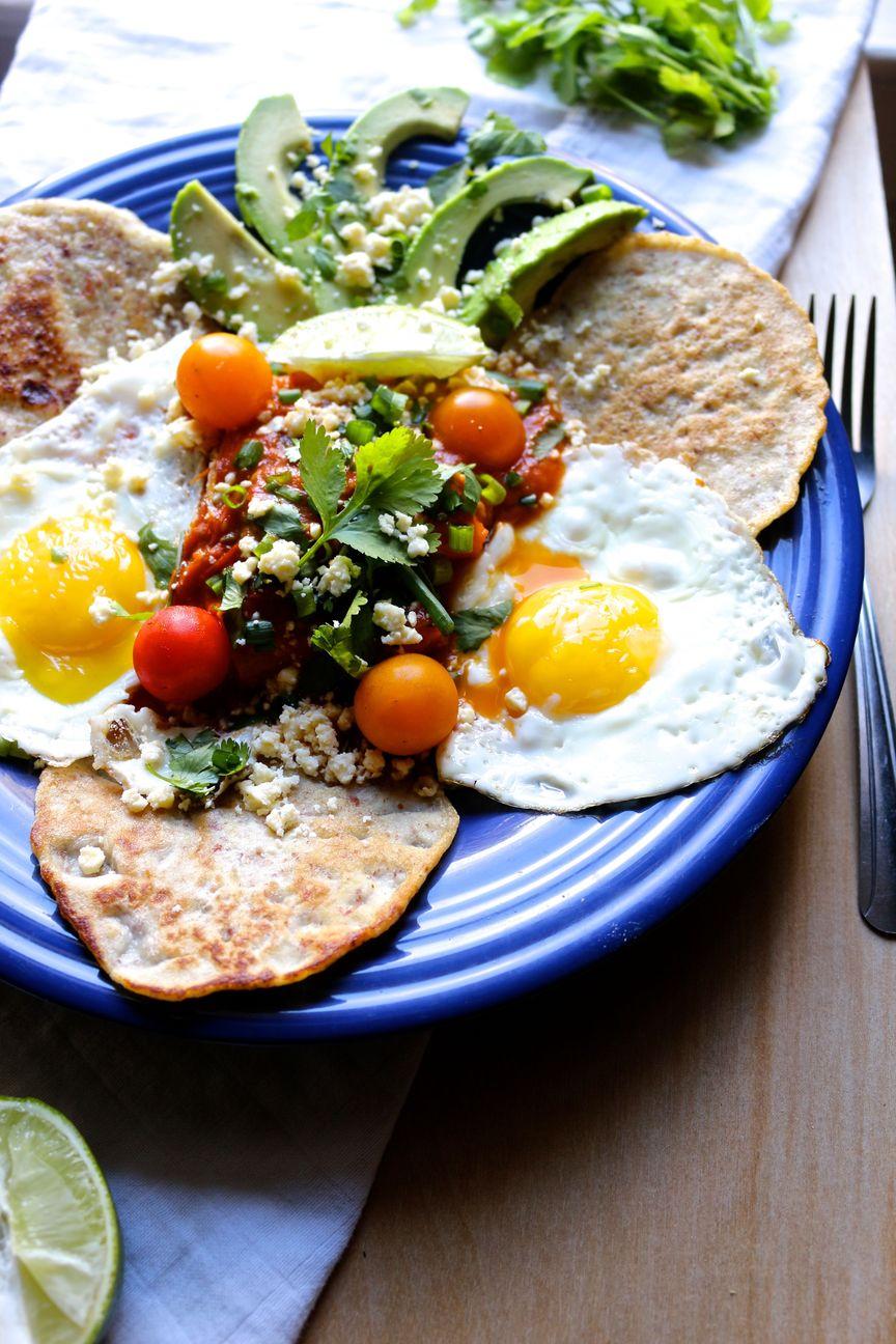 Huevos Rancheros - Naked Cuisine