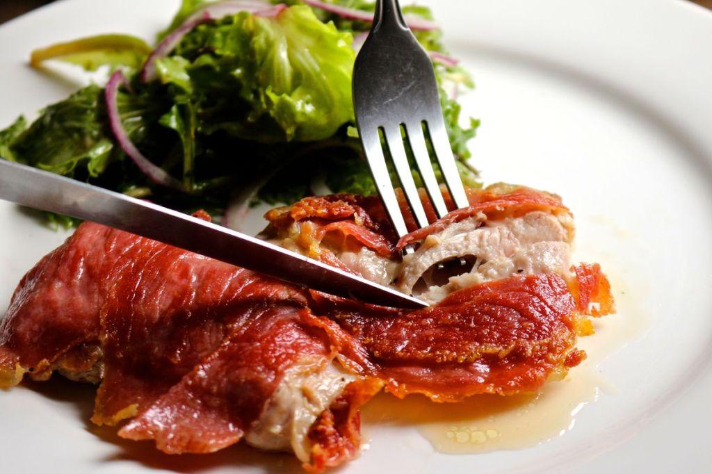 prosciutto parmesan chicken
