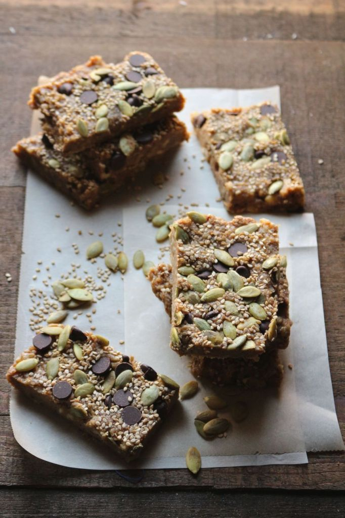 raw protein bars