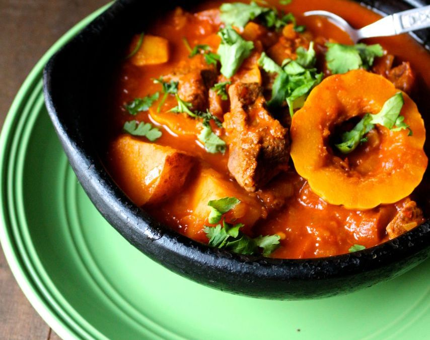Argentine Beef Stew